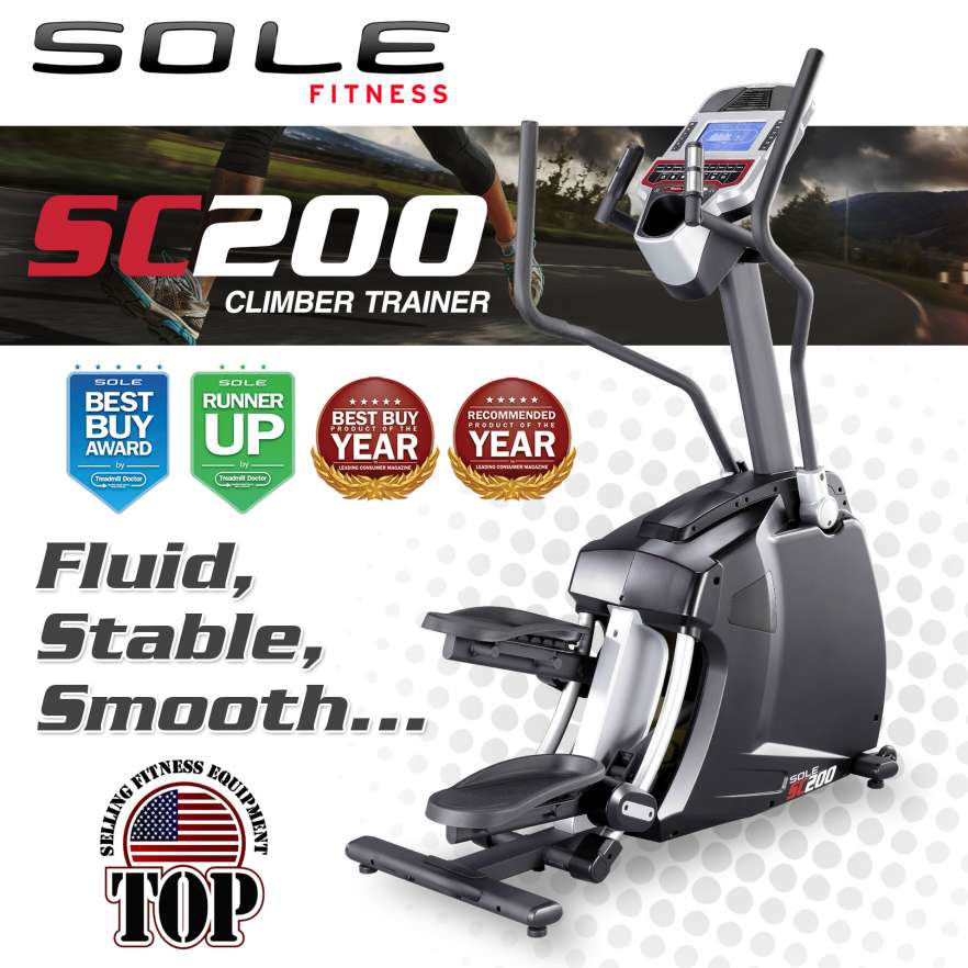 Stepper Climber Trainer SOLE SC200