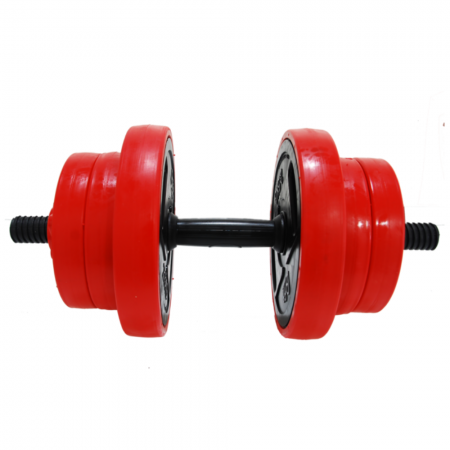 Bfit Cement Dumbbell Set 10kg