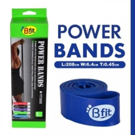 Power Bands Bfit LS3650 Blue (6.4cm)