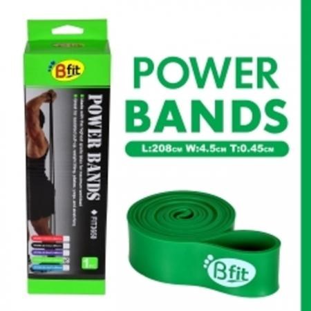 Power Bands Bfit LS3650 Green (4.5cm)