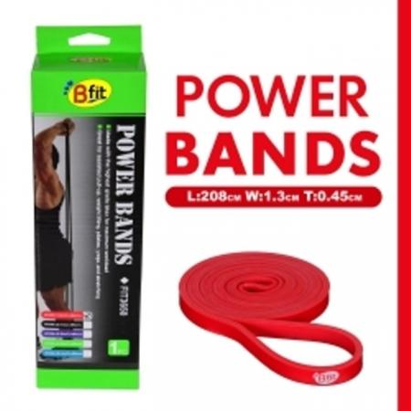 Power Bands Bfit LS3650 Red (1.3cm)