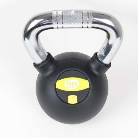 BFIT Rubber Kettlebell 14 KG
