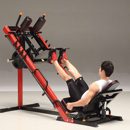 BODYX LEG PRESS COMBO BX-3009 / Alat Fitness / GYM