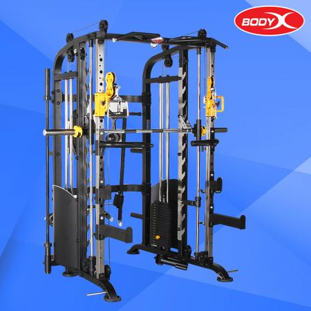BodyX Monster Gym MF-810 (Standart with 200kg plate)
