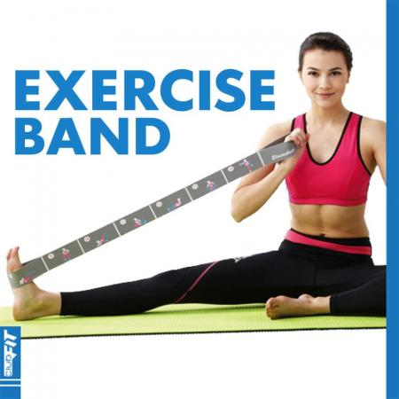 Exercise Bands ClubFit RS12