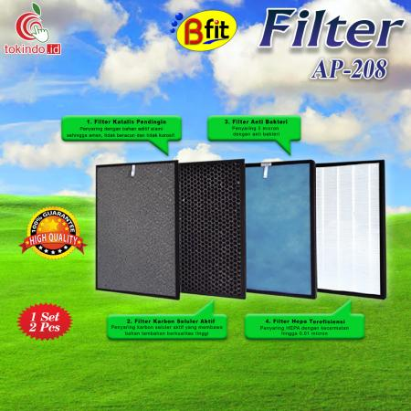 Filter Air Purifier Bfit 208