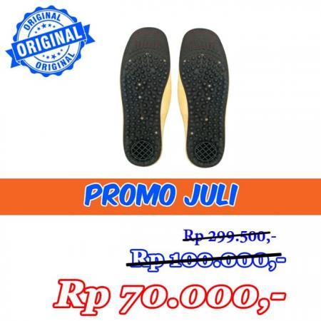Jaco Shoe Cushion / Alas kaki Kesehatan