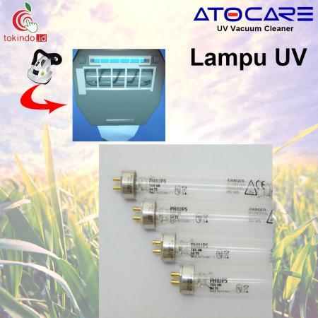 Lampu UV vacuum cleaner Atocare