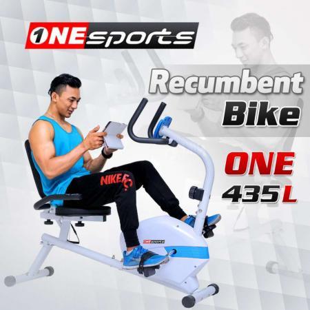 Recumbent Bike Onesports 435L