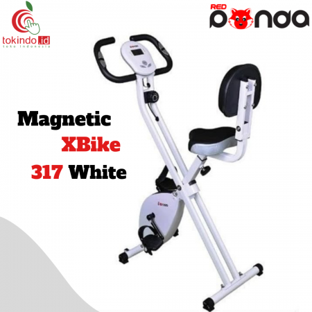 RedPanda Magnetic X Bike 317 White