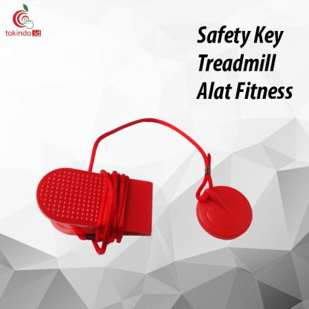 Safety key Treadmill