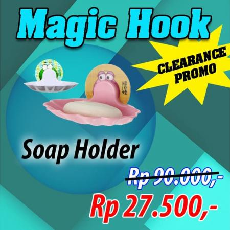 Soap Holder - Tempat Sabun Unik