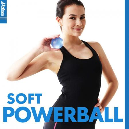Soft Power Ball ClubFit RS03 (Blue/Pink)