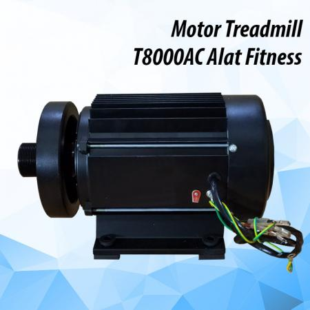 Sparepart Motor Treadmill Twen T8000AC