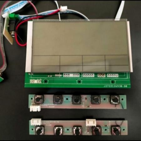 Sparepart treadmill Twen T600M PCB Monitor