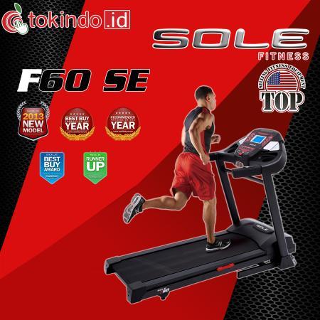 Treadmill Listrik SOLE F60 Series