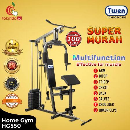 Twen Home Gym 550 - Homegym