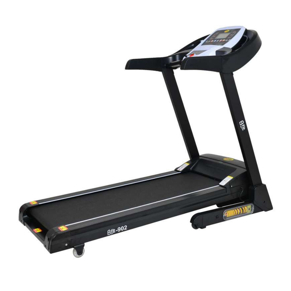 Treadmill Bfit Motorized 902 - Alat Fitness Treadmill